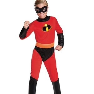 NWT Dash from the Incredibles Boys costume